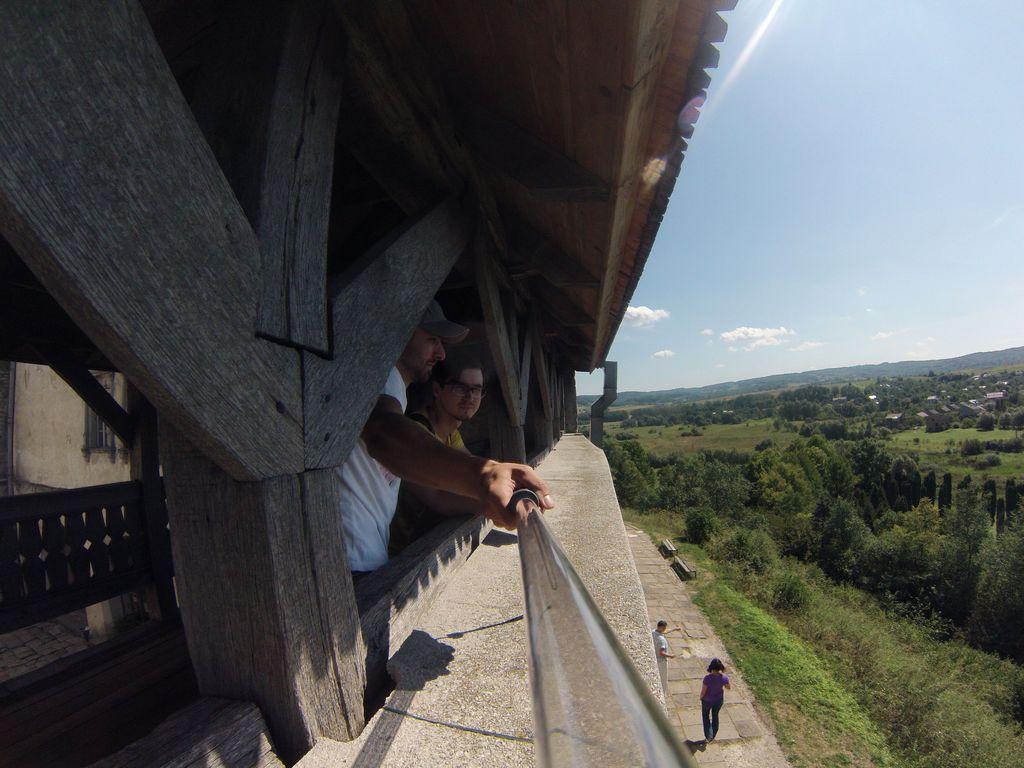 В Олеськом замке