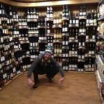 Франция. Серр Шевалье. Выбор вина